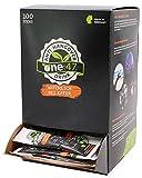 one:47 ® Anti-Hangover-Drink | 100 Sticks | NATÜRLICH BEI KATER | mit Elektrolyten, Vitaminen & Pflanzenextrakten | ACHTUNG: Haltbar bis Januar 2019