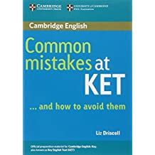 Common Mistakes at KET: And How to Avoid Them