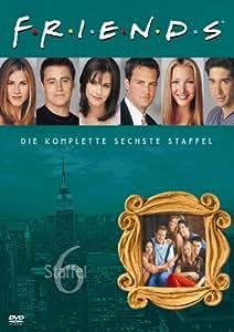 Friends - Die komplette Staffel 06 [4 DVDs]