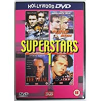 Superstars 1- Hard Cash, Along For The Ride, The Trial, Across The Tracks