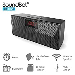 SoundBot SB1023 Bluetooth Speakers