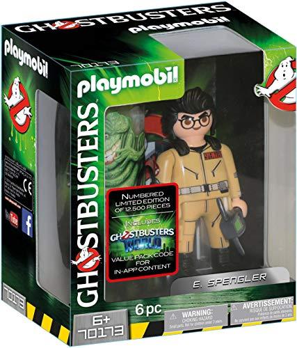 Playmobil Ghostbusters Edition Collector E. Spengler, 70173