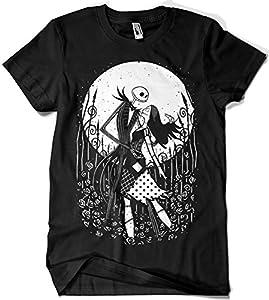 Camisetas La Colmena 292-Halloween Love