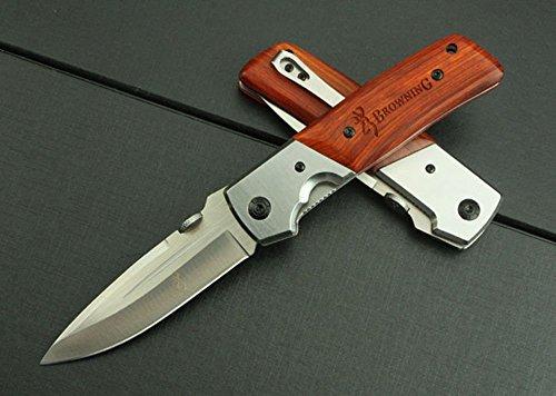 Couteau Regulus Couteau Pliant de Couteau Bivouac Haute qualité DA50 Pocket Knife