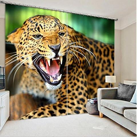 GYMNLJY Animale di tenda 3D digitale stampa Home Decor spessore