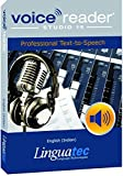 Best Riconoscimento vocale Software - VOICE READER STUDIO 15 Inglese indiano / English Review