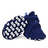 Best Luvable Friends Baby Gifts For Boys - Fleece Baby Booties - Organic Cotton & Non Review