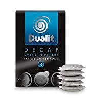 Dualit ESE Coffee Pods : Decaffeinated Smooth pk140