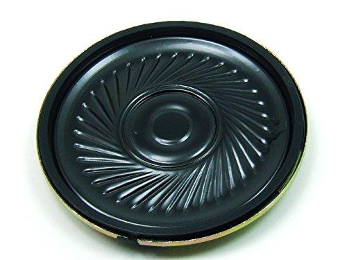 Lautsprecher / Speaker Miniatur 40 mm 8 Ohm 0,5W / 0.5W Klingel, MCU. usw #A267 (5w Miniatur)