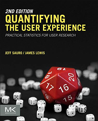 Quantifying the User Experience por Jeff Sauro