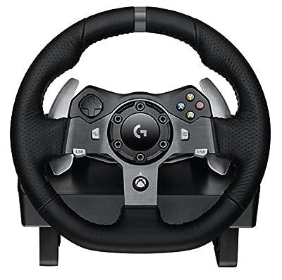 Logitech G29 Driving Force Racing Wheel (PS4, PS3) UK-Plug