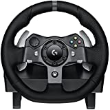 Logitech G920 UK Plug Driving Force Racing Wheel for Xbox One and PC