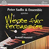 Works for Percussion by Bertold Hummel
