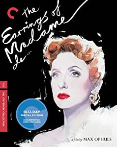 Criterion Collection: Earrings of Madame De [Blu-ray] [1953] [US Import]