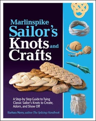 Marlinspike Sailor's Arts  and Crafts por Barbara Merry