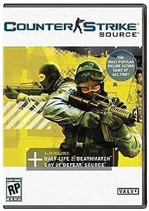 Counter -Strike: Source (PC DVD)