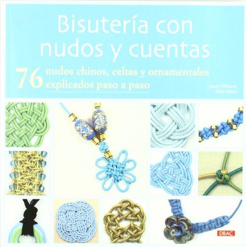 Bisuteria con nudos y cuentas / Jewellery with knots and beads por Laura Willians