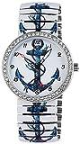 Montre analogique à quartz Excellanc 1700007 pour femme, avec bracelet élégant à...