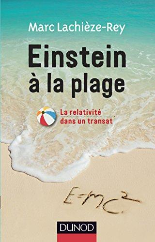 Book's Cover of Einstein à la plage  La relativité dans un transat
