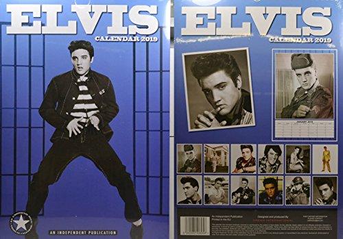 Elvis Presley Kalender 2019 (Dream) -