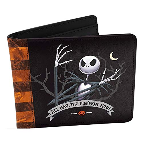 Disney - Nightmare before Christmas - Geldbörse - Jack Skellington - Pumpkin King