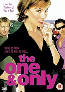 The One and Only [Region 2] by Justine Waddell