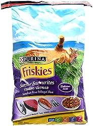 طعام القطط ايسكيس سورفين من بورينا فريسكيز، الطعام المفضل للقطط، 7 كغم، عبوة من قطعة واحدة، 12373678