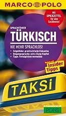 MARCO POLO Sprachführer Türkisch: Nie mehr sprachlos!