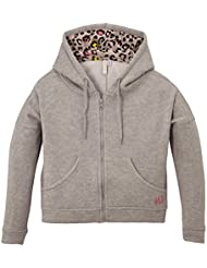 WATTS Boble Sweat-shirt zippé Fille