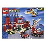 Lego 6554 Feuerwehrstation - Blaze Brigade - LEGO