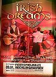 Irisch dreams - Recklinghausen 2013 - Veranstaltungs-Poster