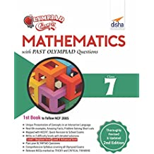 Olympiad Champs Mathematics Class 7 with Past Olympiad Questions