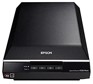 Epson Pefection V550 Photo Flachbettscanner (4800 dpi, USB 2.0)