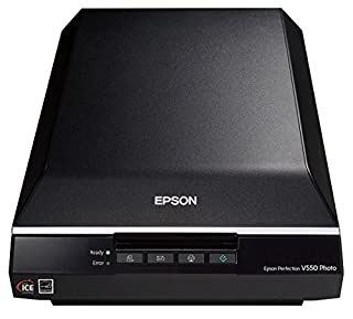 Epson Perfection V550 Photo - Escáner fotográfico (USB 2.0, 6400 x 9600 DPI, 48 bit), color negro (B00E1O74SW) | Amazon price tracker / tracking, Amazon price history charts, Amazon price watches, Amazon price drop alerts