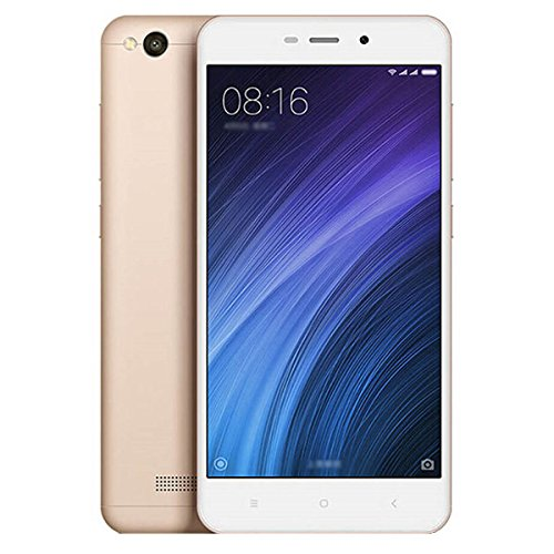 "Xiaomi Redmi 4A Dual SIM 4G 32GB Gold - Smartphones (12.7 cm (5""), 32 GB, 13 MP, Android, 6.0.1, Gold)"