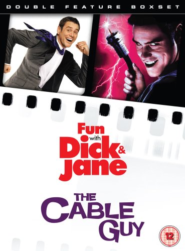 Bild von The Cable Guy / Fun with Dick & Jane [2 DVDs] [UK Import]