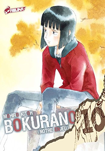 Bokurano, notre enjeu Vol.10 par KITÔ Mohiro / KITOH Mohiro