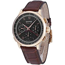 Eberhard & Co Extra-Fort Chronograph Rattrapante -Limited Edition- 18kt Gold 30063