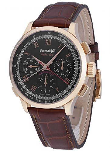 Eberhard & Co Extra-Fort Chronograph Rattrapante -Limited Edition- 18kt Gold