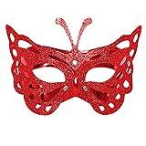 UFACE Hommes Masques 2019 Le Carnaval Venetian Mascarade Masques pour adultes Rue Défilé Décorations de fête multicolores Accessoires de fête Cérémonie Soirée