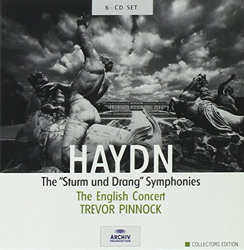 "Haydn: The ""Sturm & Drang"" Symphonies"