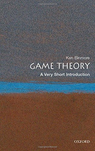 Game Theory: A Very Short Introduction (Very Short Introductions) por Ken Binmore