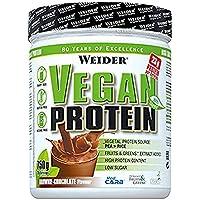 Weider Vegan Protein, Chocolate - 750 gr