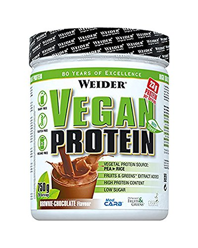 Weider Vegan Protein Sabor Chocolate - 750 g