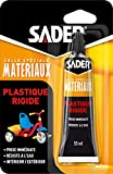 Sader Colle plastique rigide Tube 55 ml