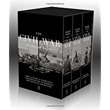 The Civil War Boxed Set (Modern Library)