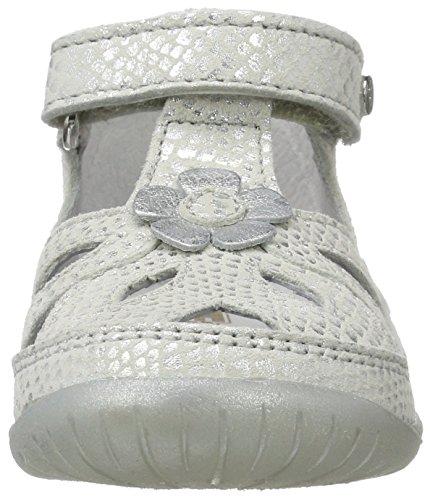 Falcotto Falcotto 1575, Chaussures Bébé marche bébé fille Silber (Silber)