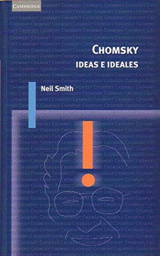 Chomsky: Ideas E Ideales (Lingüística)