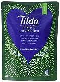 Tilda Steamed Lime & Coriander Basmati Rice, 6er Pack (6x250g)