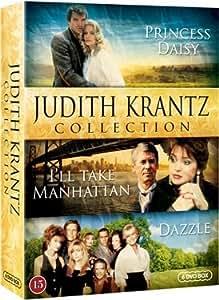 Judith Krantz Collection (3 Films) - 6-DVD Box Set ( Princess Daisy / I'll Take Manhattan / Dazzle ) [ Origine Suédoise, Sans Langue Francaise ]